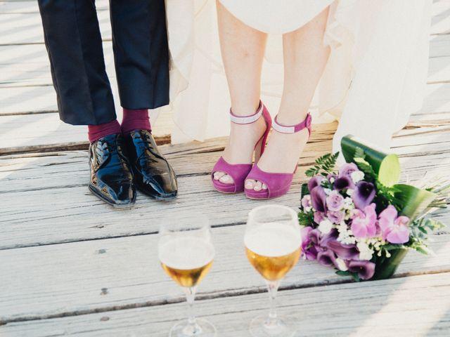 La boda de Rober y Marta en Tiedra, Valladolid 24