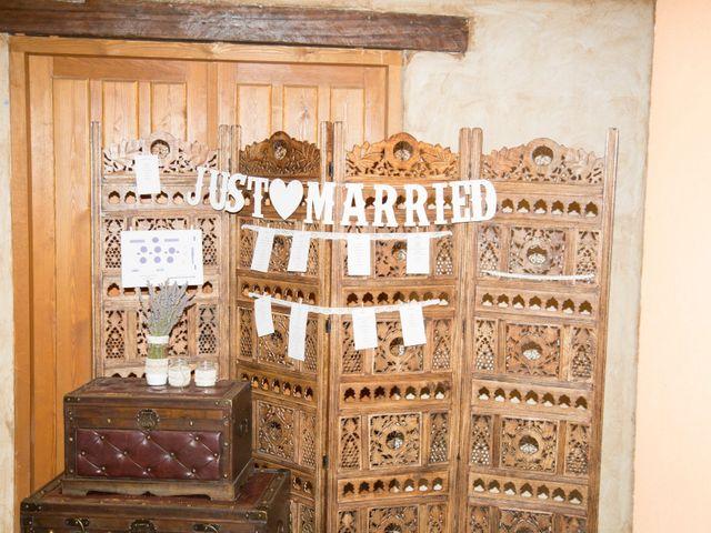 La boda de Rober y Marta en Tiedra, Valladolid 25