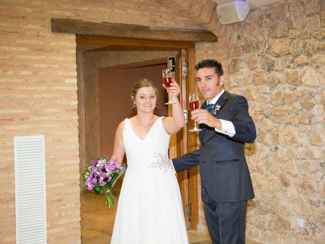 La boda de Rober y Marta en Tiedra, Valladolid 26