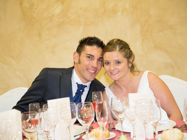 La boda de Rober y Marta en Tiedra, Valladolid 27