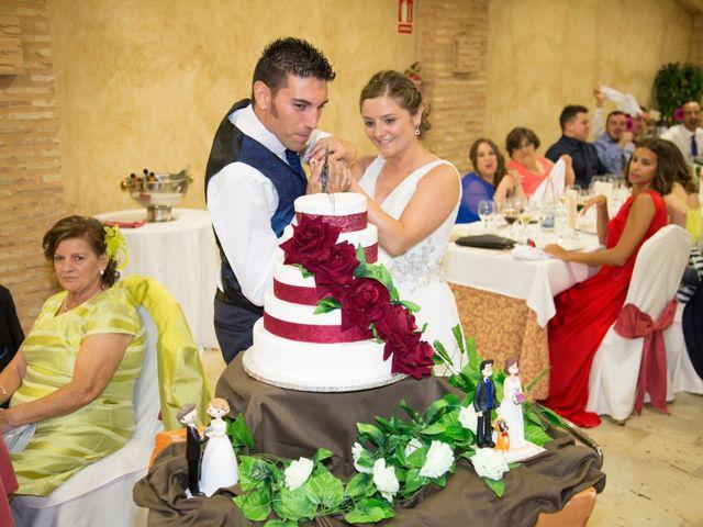 La boda de Rober y Marta en Tiedra, Valladolid 28