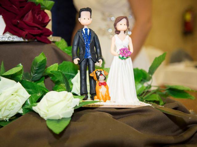 La boda de Rober y Marta en Tiedra, Valladolid 29