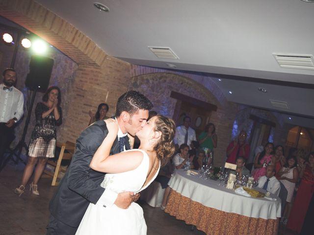 La boda de Rober y Marta en Tiedra, Valladolid 31