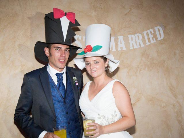 La boda de Rober y Marta en Tiedra, Valladolid 33