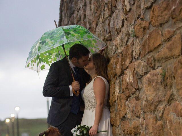 La boda de Rober y Marta en Tiedra, Valladolid 42