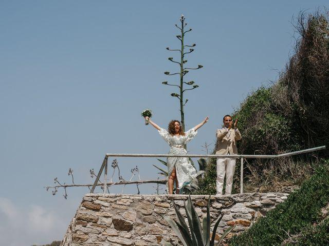 La boda de Fede y María en Tarifa, Cádiz 20
