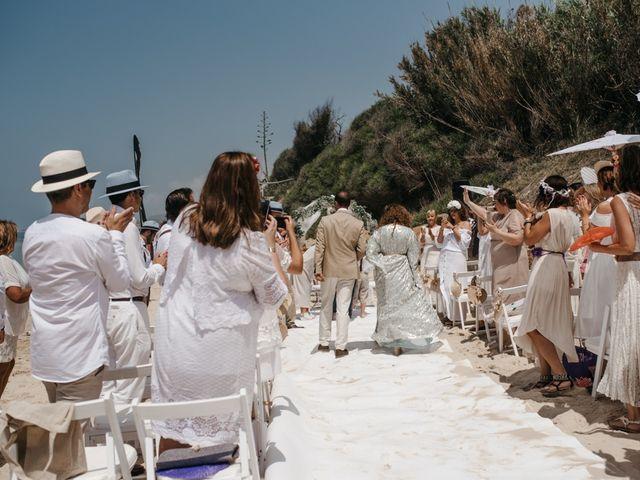 La boda de Fede y María en Tarifa, Cádiz 21