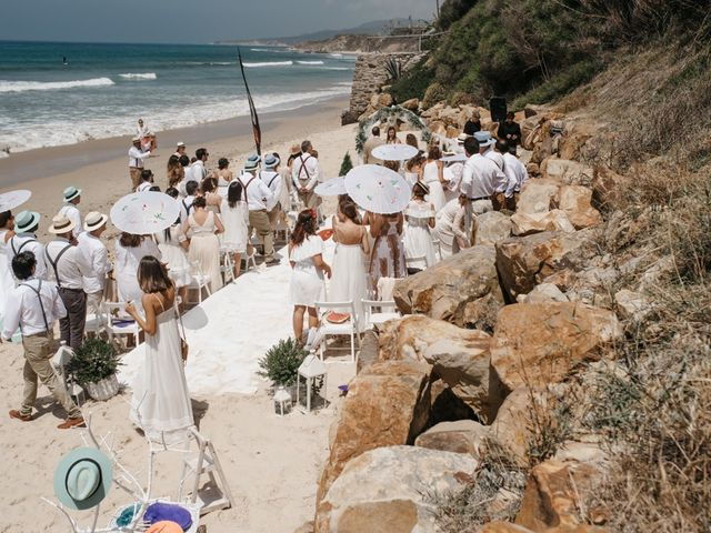La boda de Fede y María en Tarifa, Cádiz 22