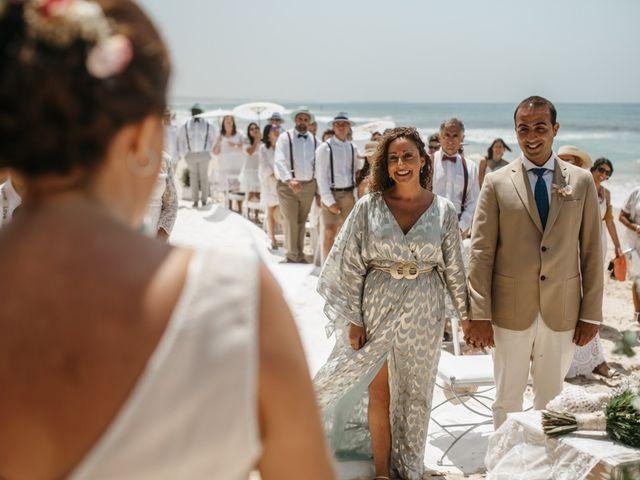 La boda de Fede y María en Tarifa, Cádiz 25