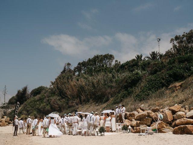 La boda de Fede y María en Tarifa, Cádiz 26