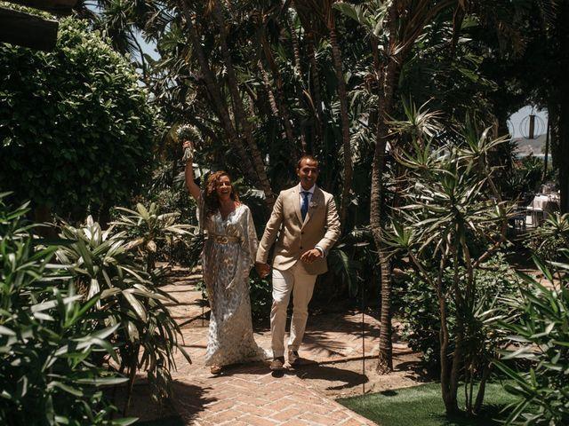 La boda de Fede y María en Tarifa, Cádiz 30