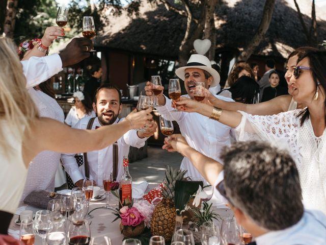 La boda de Fede y María en Tarifa, Cádiz 36