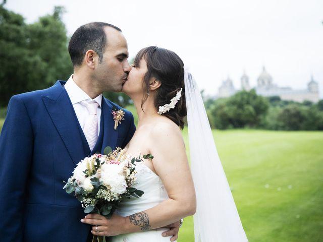 La boda de Athenea y Chema