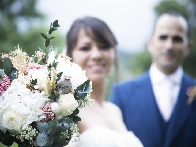La boda de Chema  y Athenea en San Lorenzo De El Escorial, Madrid 7