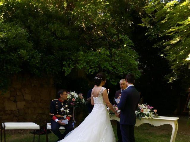La boda de Pablo y Alba en Villanubla, Valladolid 2