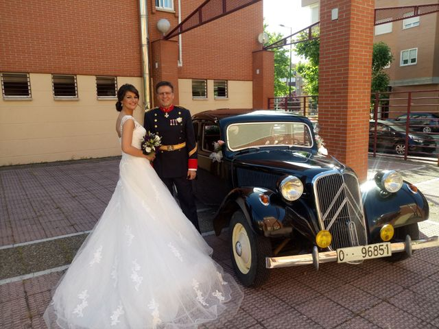 La boda de Pablo y Alba en Villanubla, Valladolid 5