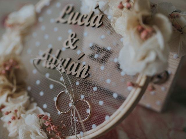 La boda de Adrian y Lucia en San Cucao, Asturias 1