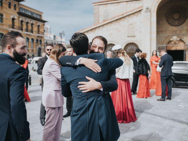 La boda de Adrian y Lucia en San Cucao, Asturias 24