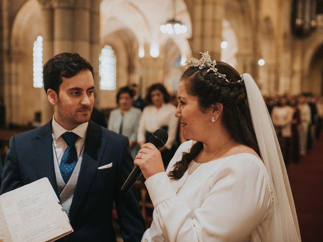 La boda de Adrian y Lucia en San Cucao, Asturias 52