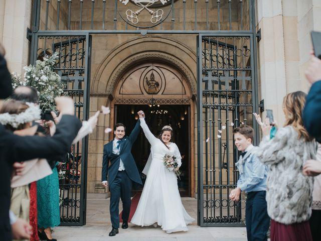 La boda de Adrian y Lucia en San Cucao, Asturias 63