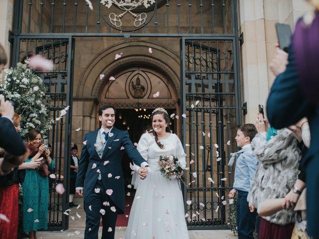 La boda de Adrian y Lucia en San Cucao, Asturias 64