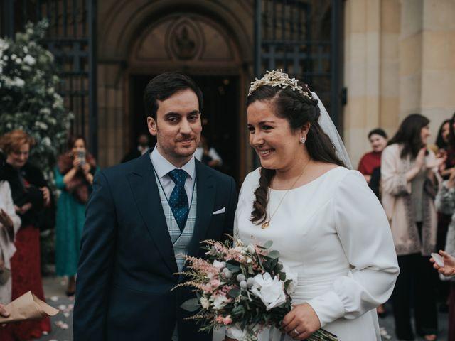 La boda de Adrian y Lucia en San Cucao, Asturias 65