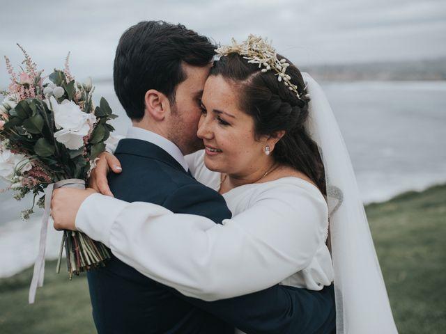La boda de Adrian y Lucia en San Cucao, Asturias 85