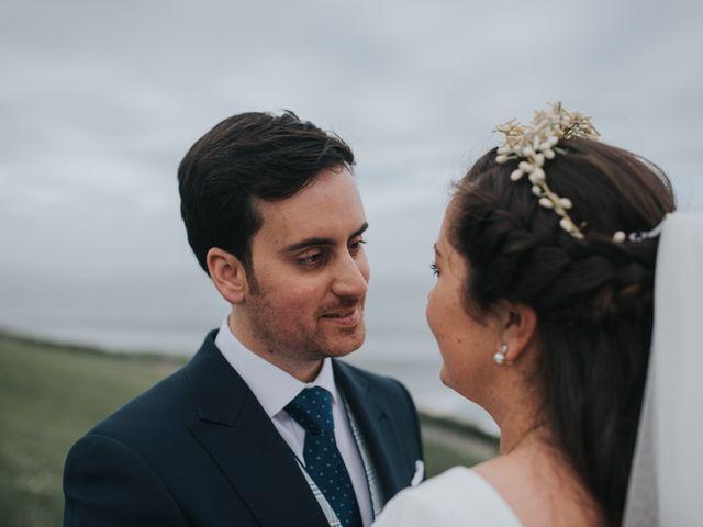 La boda de Adrian y Lucia en San Cucao, Asturias 88