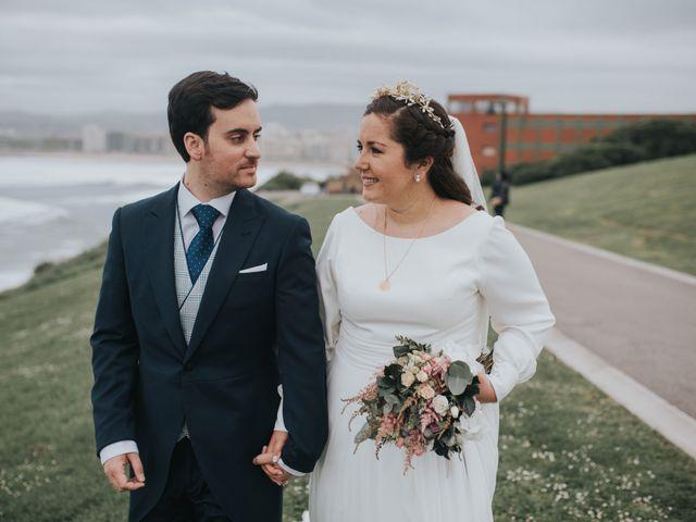 La boda de Adrian y Lucia en San Cucao, Asturias 89