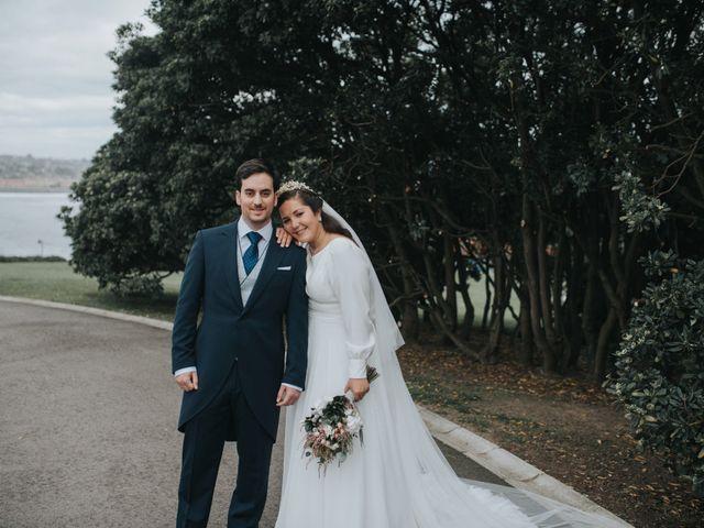 La boda de Adrian y Lucia en San Cucao, Asturias 91