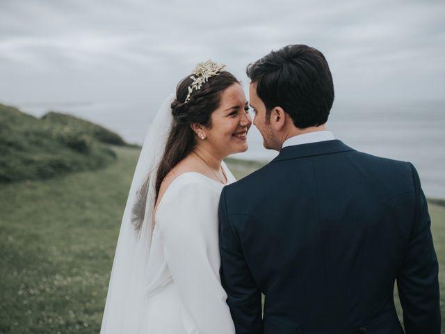 La boda de Adrian y Lucia en San Cucao, Asturias 92
