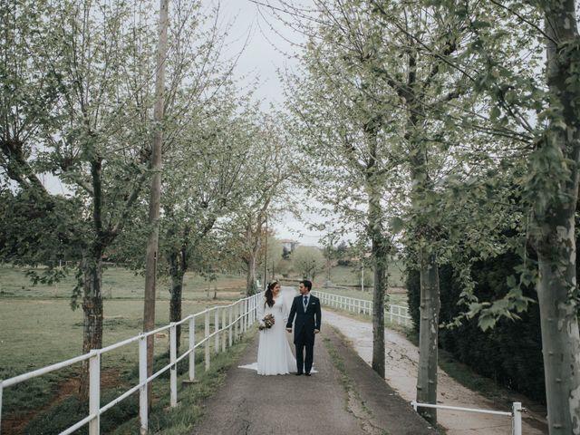La boda de Adrian y Lucia en San Cucao, Asturias 96
