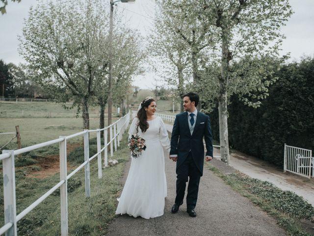 La boda de Adrian y Lucia en San Cucao, Asturias 97
