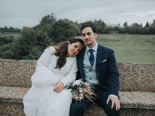 La boda de Adrian y Lucia en San Cucao, Asturias 99