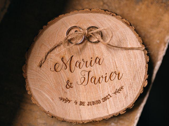 La boda de María y Javier en Rubio, Barcelona 12