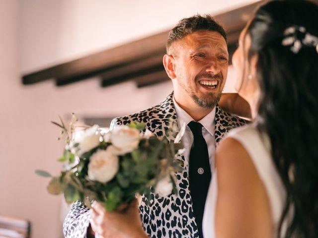 La boda de María y Javier en Rubio, Barcelona 25