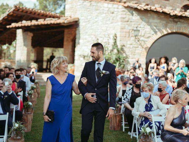 La boda de María y Javier en Rubio, Barcelona 27