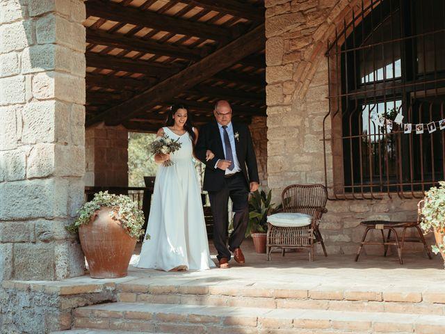 La boda de María y Javier en Rubio, Barcelona 29