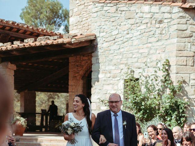 La boda de María y Javier en Rubio, Barcelona 30