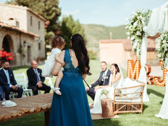 La boda de María y Javier en Rubio, Barcelona 35