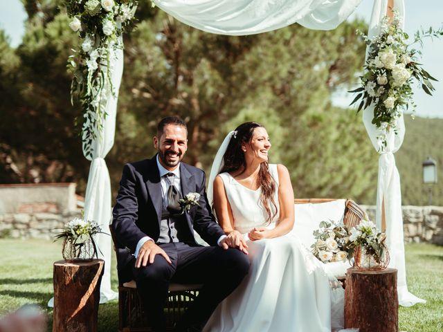 La boda de María y Javier en Rubio, Barcelona 36