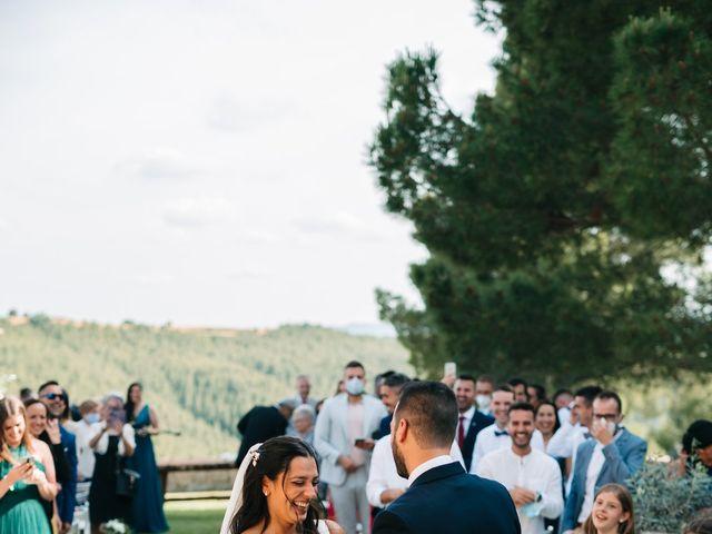 La boda de María y Javier en Rubio, Barcelona 45