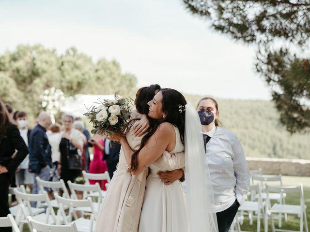 La boda de María y Javier en Rubio, Barcelona 46