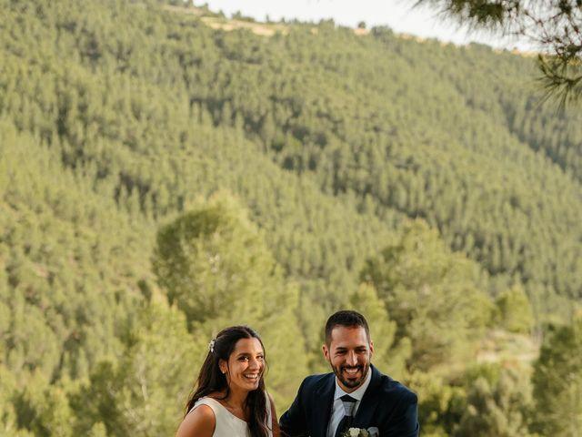 La boda de María y Javier en Rubio, Barcelona 50