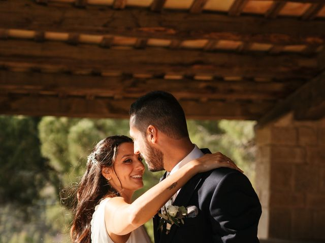 La boda de María y Javier en Rubio, Barcelona 52