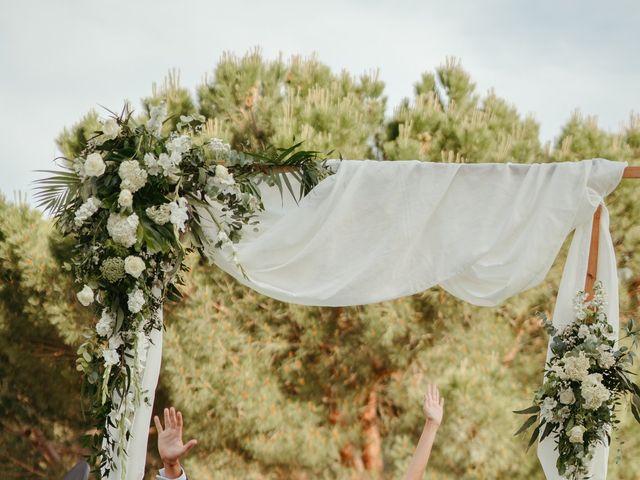La boda de María y Javier en Rubio, Barcelona 56