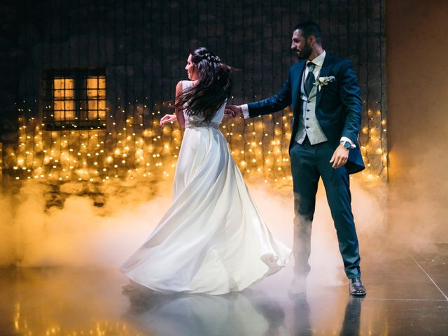 La boda de María y Javier en Rubio, Barcelona 2