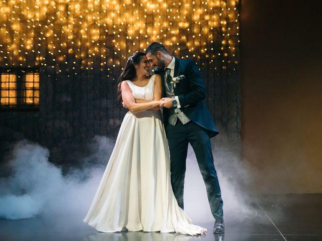 La boda de Javier y María
