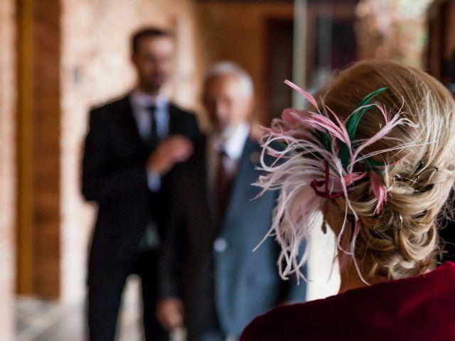 La boda de Fernando y Elena en Ballesteros De Calatrava, Ciudad Real 7