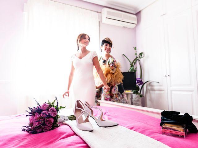 La boda de Fernando y Elena en Ballesteros De Calatrava, Ciudad Real 13